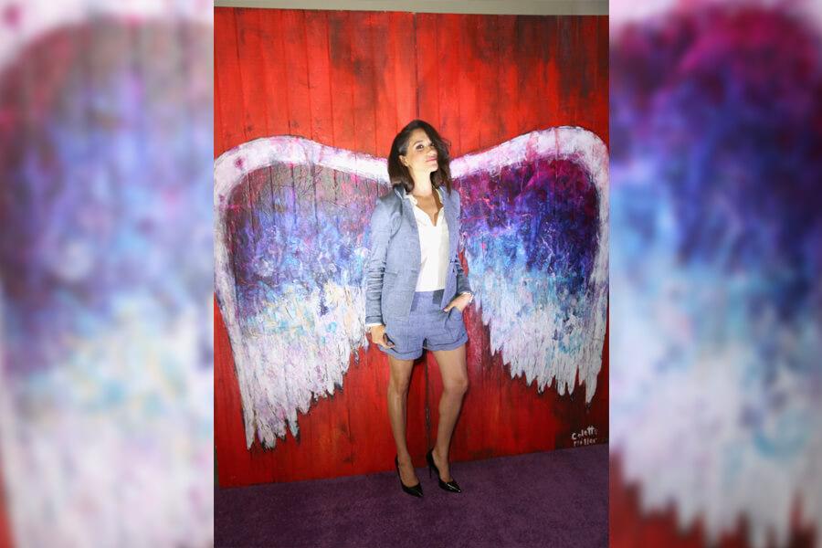 meghan markle has wings