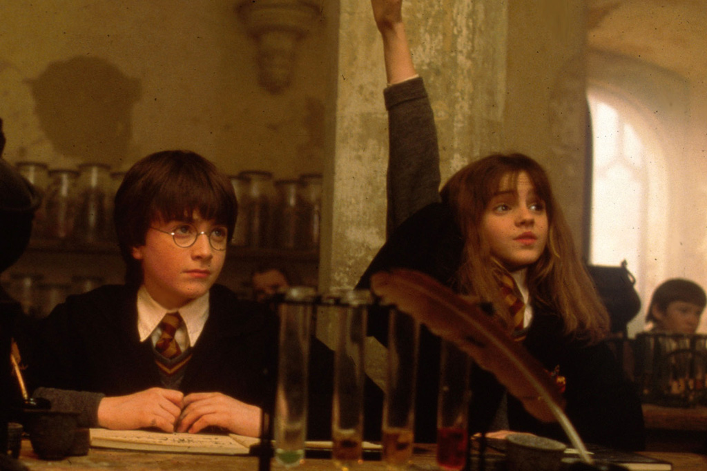 harry potter hermione house fan theory
