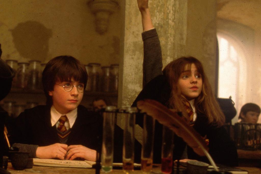 harry potter hermione house fan theory