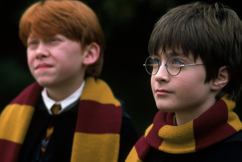 harry potter ron weasley fan theory