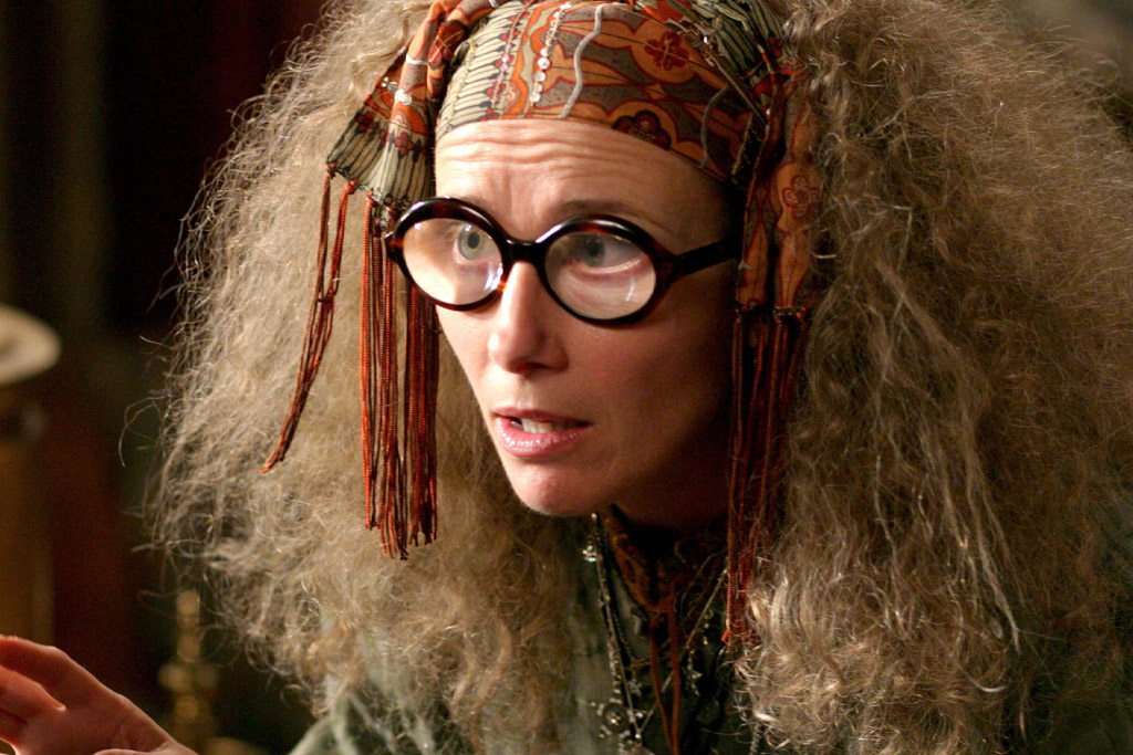 harry potter trelawney dumbledore fan theory