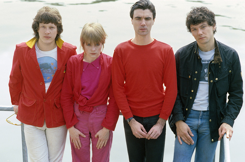 The Talking Heads