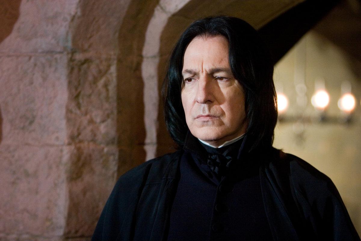 harry potter snape fan theory