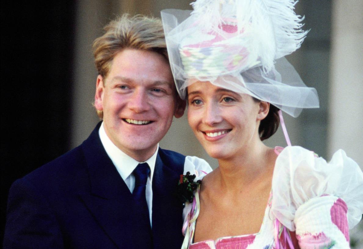 Kenneth Branagh And Emma Thompson Wedding
