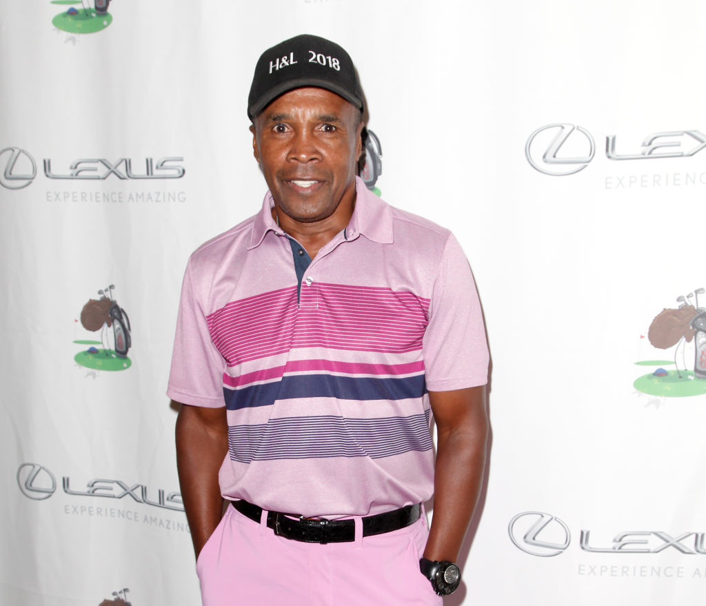 sugar ray leonard best celebrity golfers