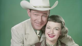roy rogers and dale evans starred in the roy rogers show