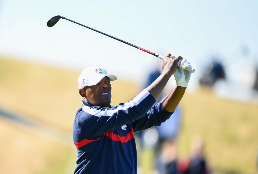 samuel jackson best celebrity golfers