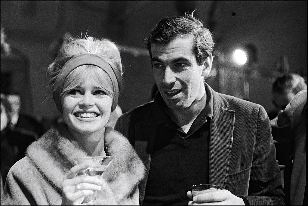 Roger Vadim And Brigitte Bardot