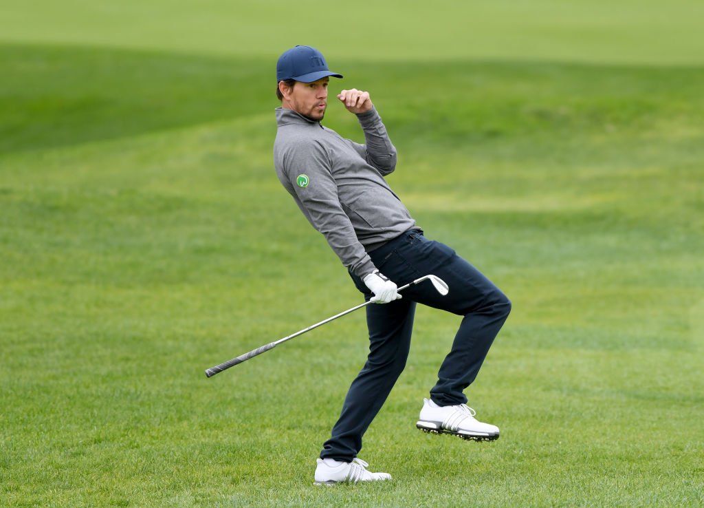 mark wahlberg best celebrity golfers