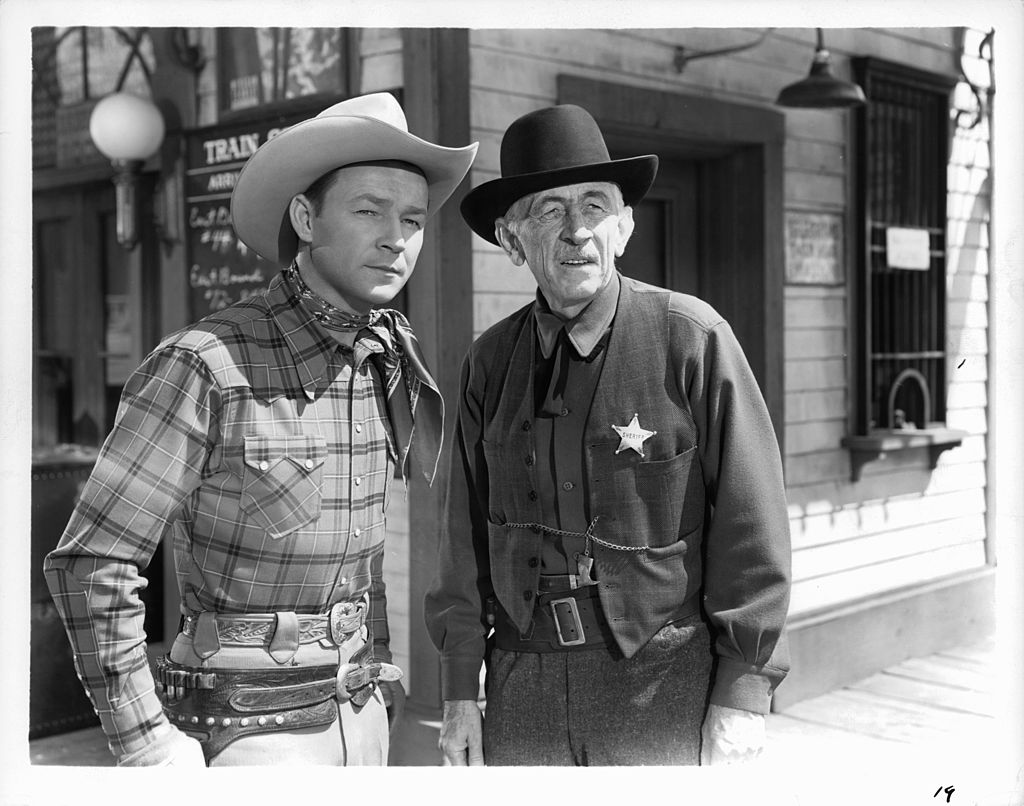 Roy Rogers Surprising Cameo