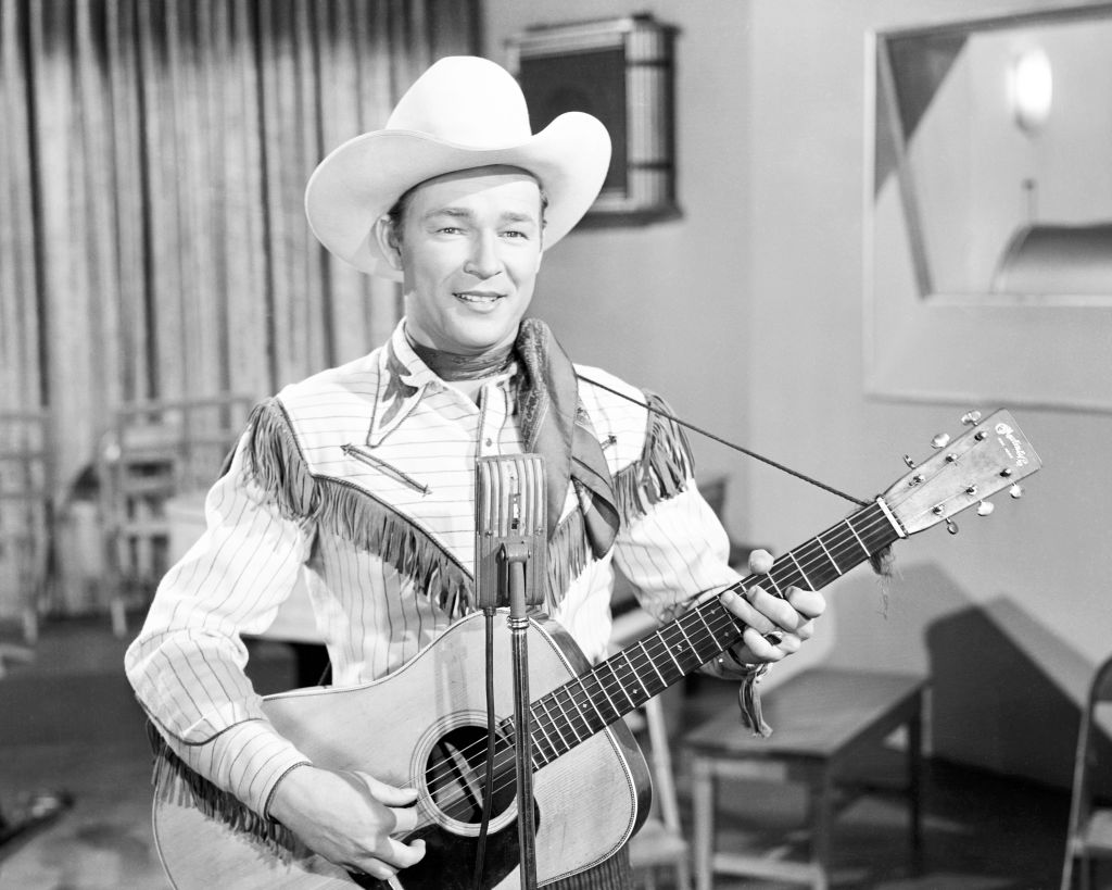 Guitar Roy Rogers
