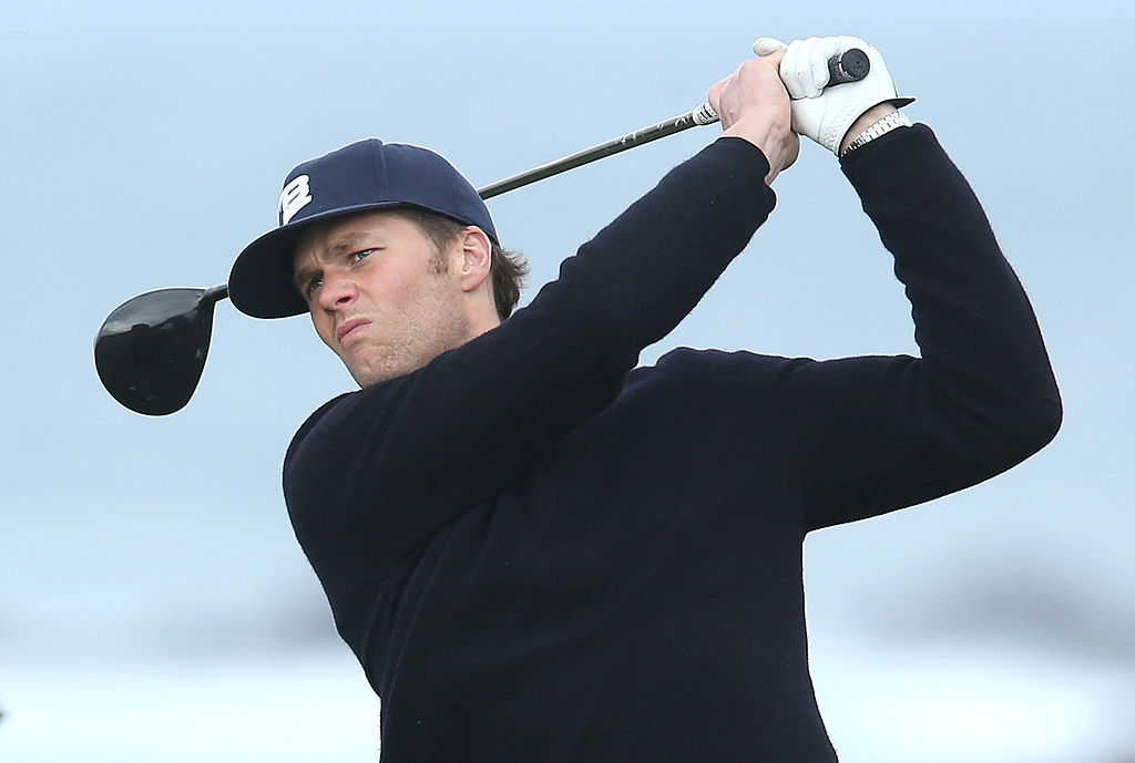 tom brady best celebrity golfers