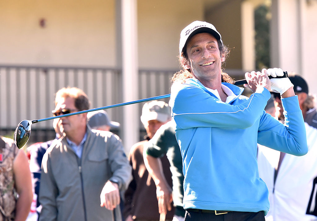 kenny g best celebrity golfers