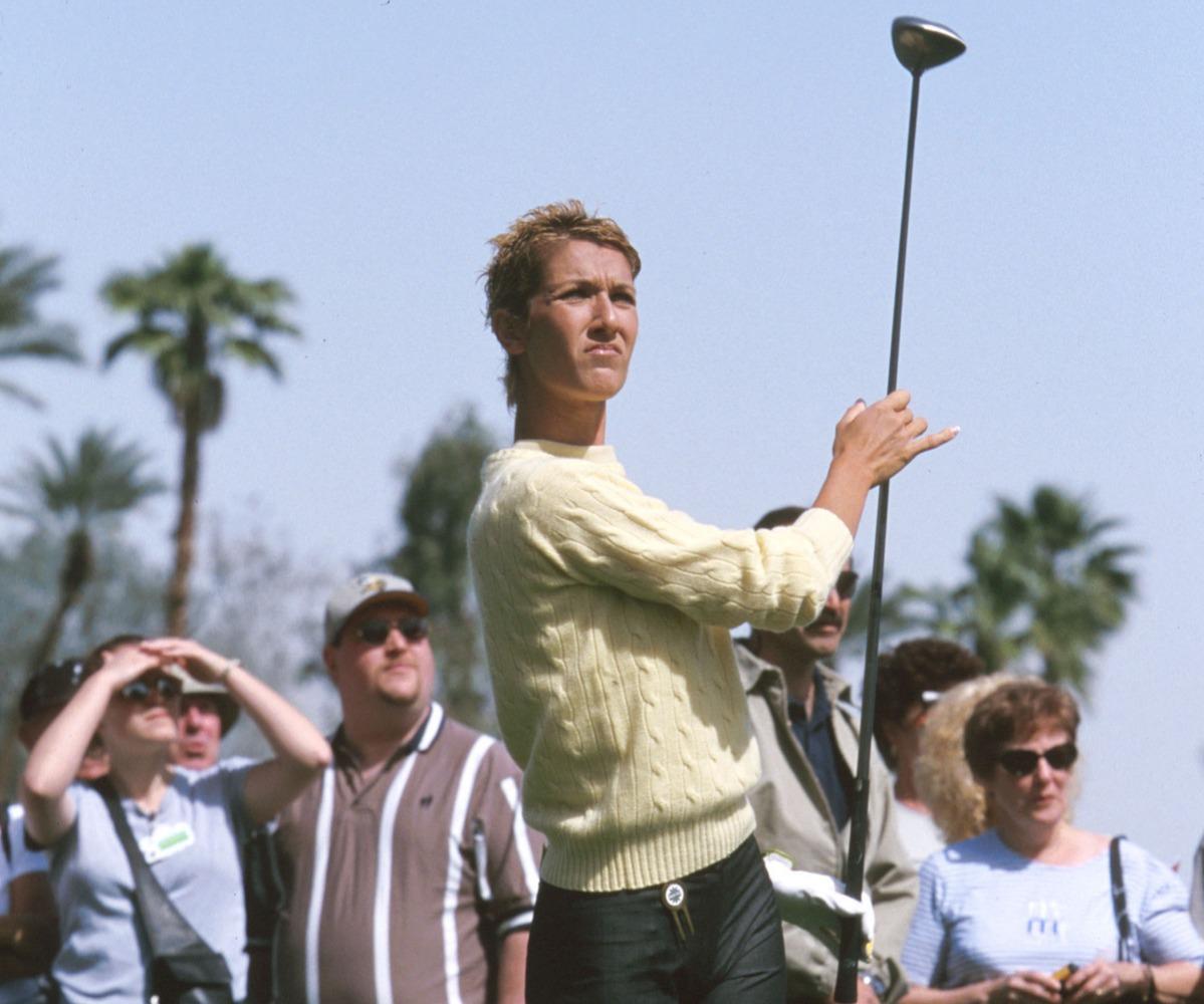 celine dion best celebrity golfers