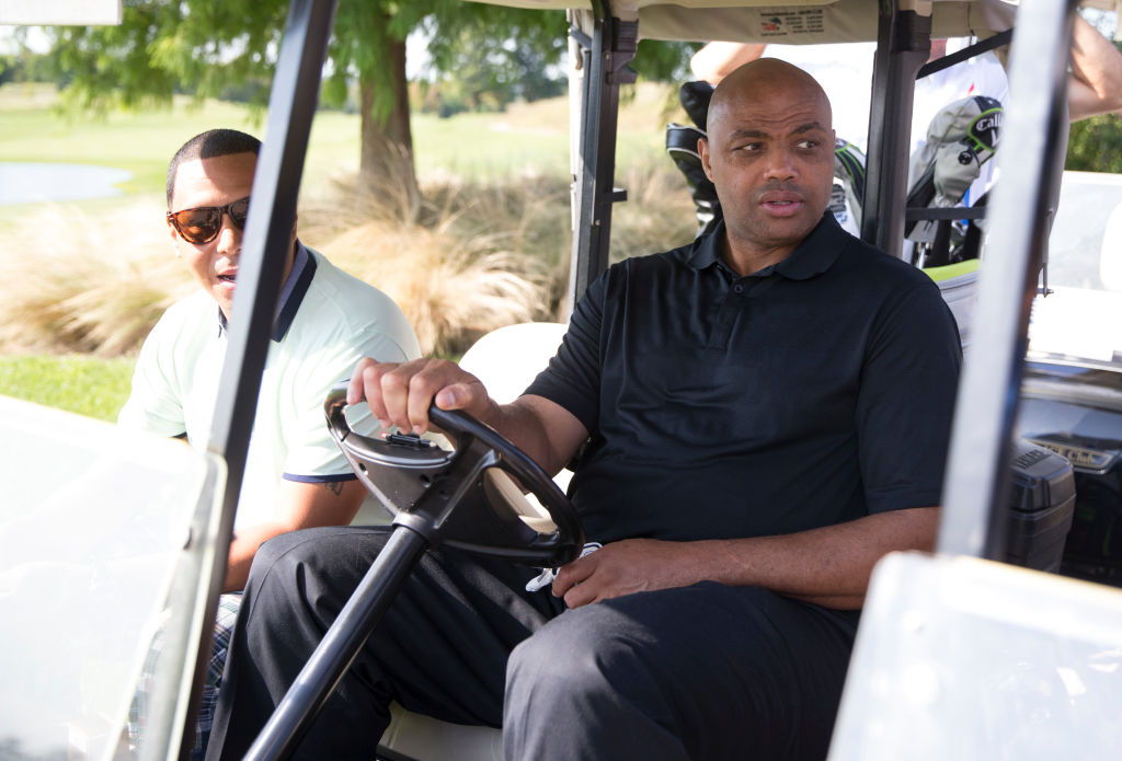 charles barkley best celebrity golfers