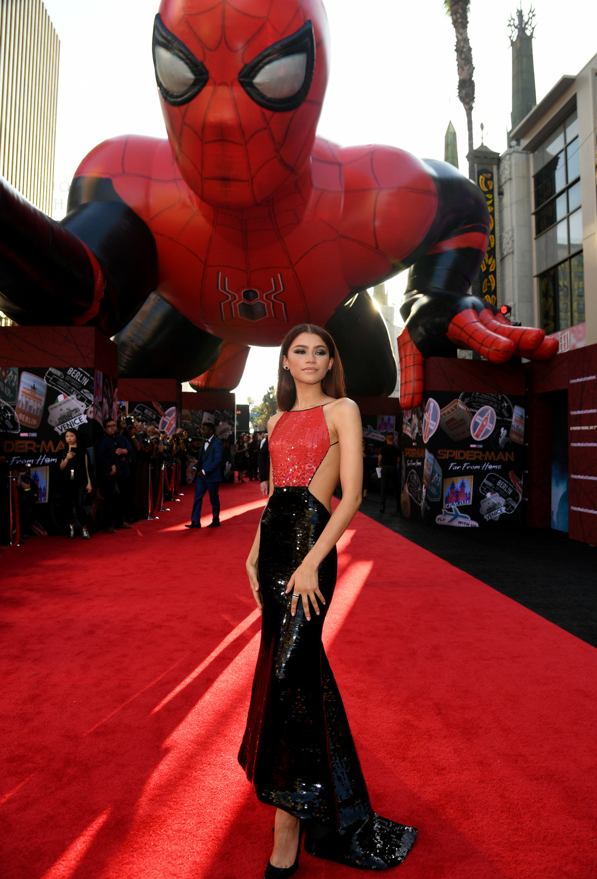 Premiere Of Sony Pictures'