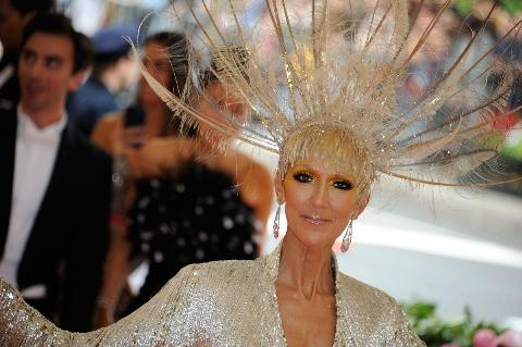 GettyImages-1142129050 Celine Dion at the Met Gala
