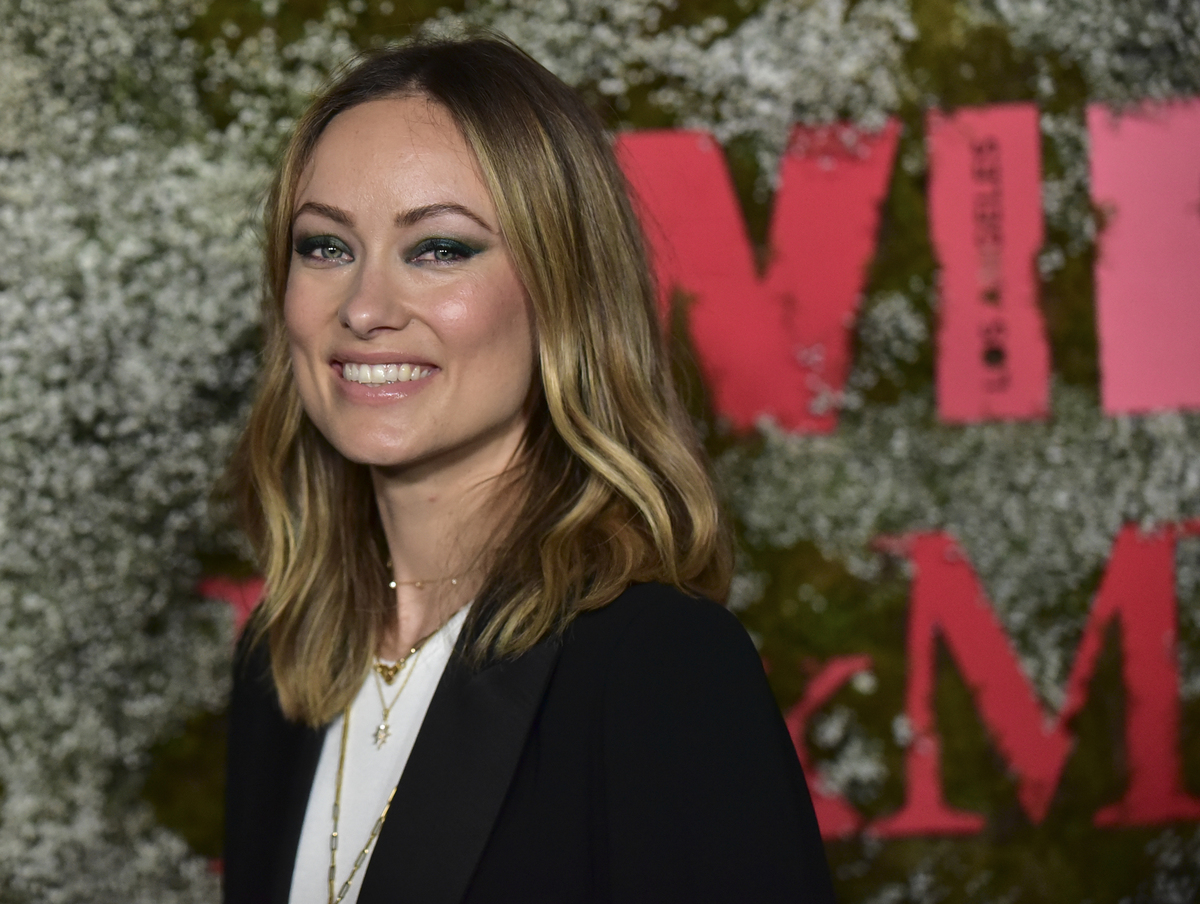 Olivia Wilde attends the InStyle Max Mara Women in Film Celebration at Chateau Marmont on June 11, 2019 in Los Angeles, California.