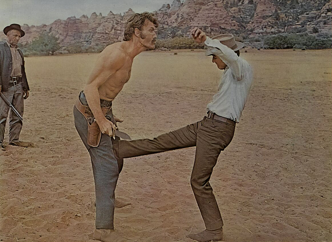 ted cassidy played harvey logan in butch cassidy and the sundance kid