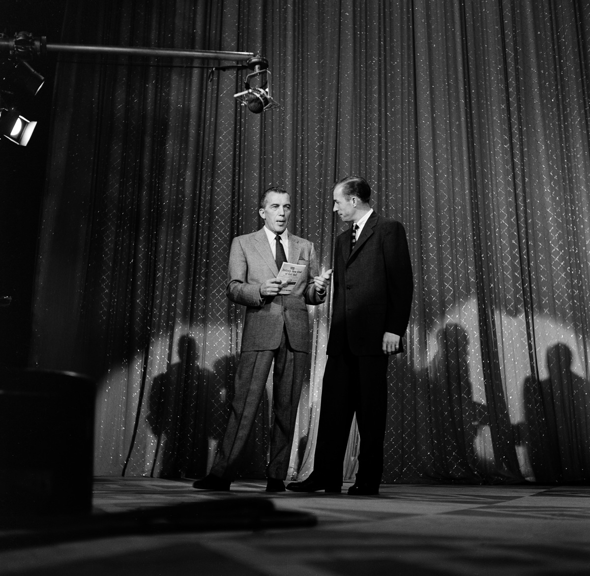 Toast of the Town hosted by Ed Sullivan