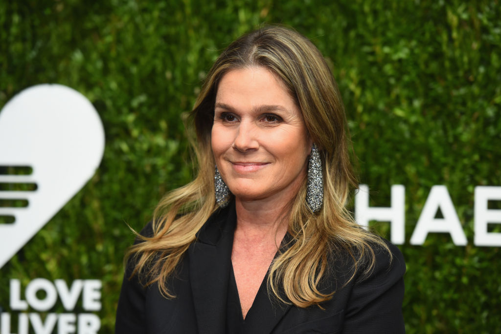 Aerin Lauder attends The 12th Annual Golden Heart Awards