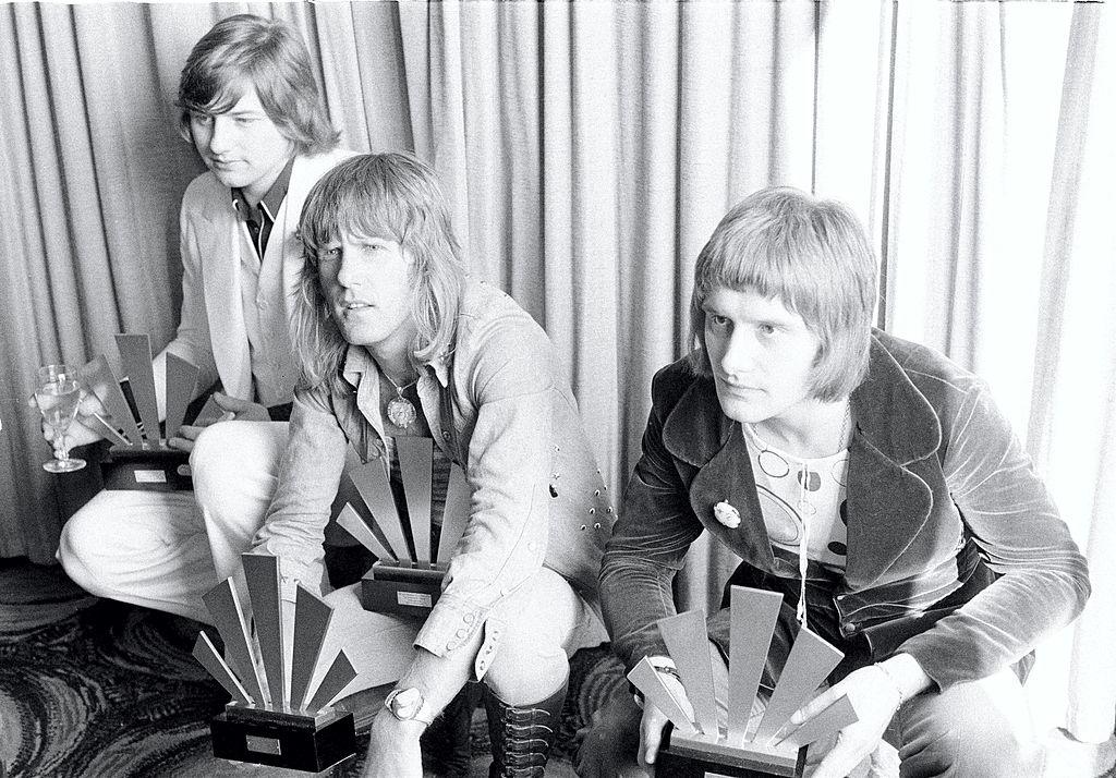 Band holding awards