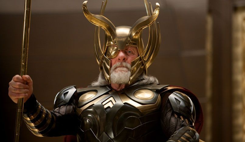 anthony hopkins thor odin