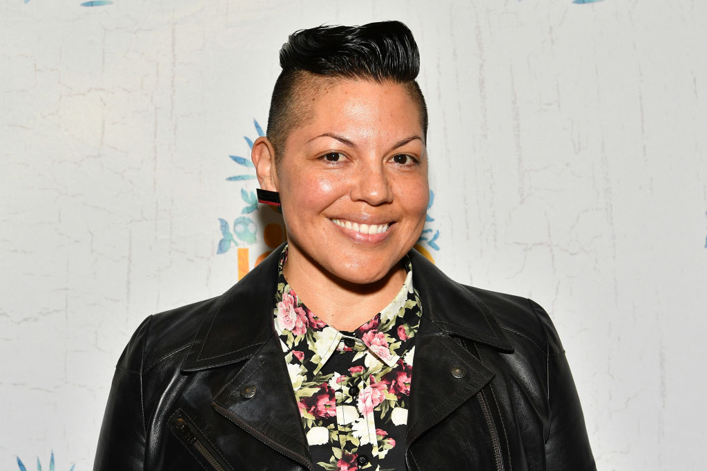 Sara Ramirez attends the