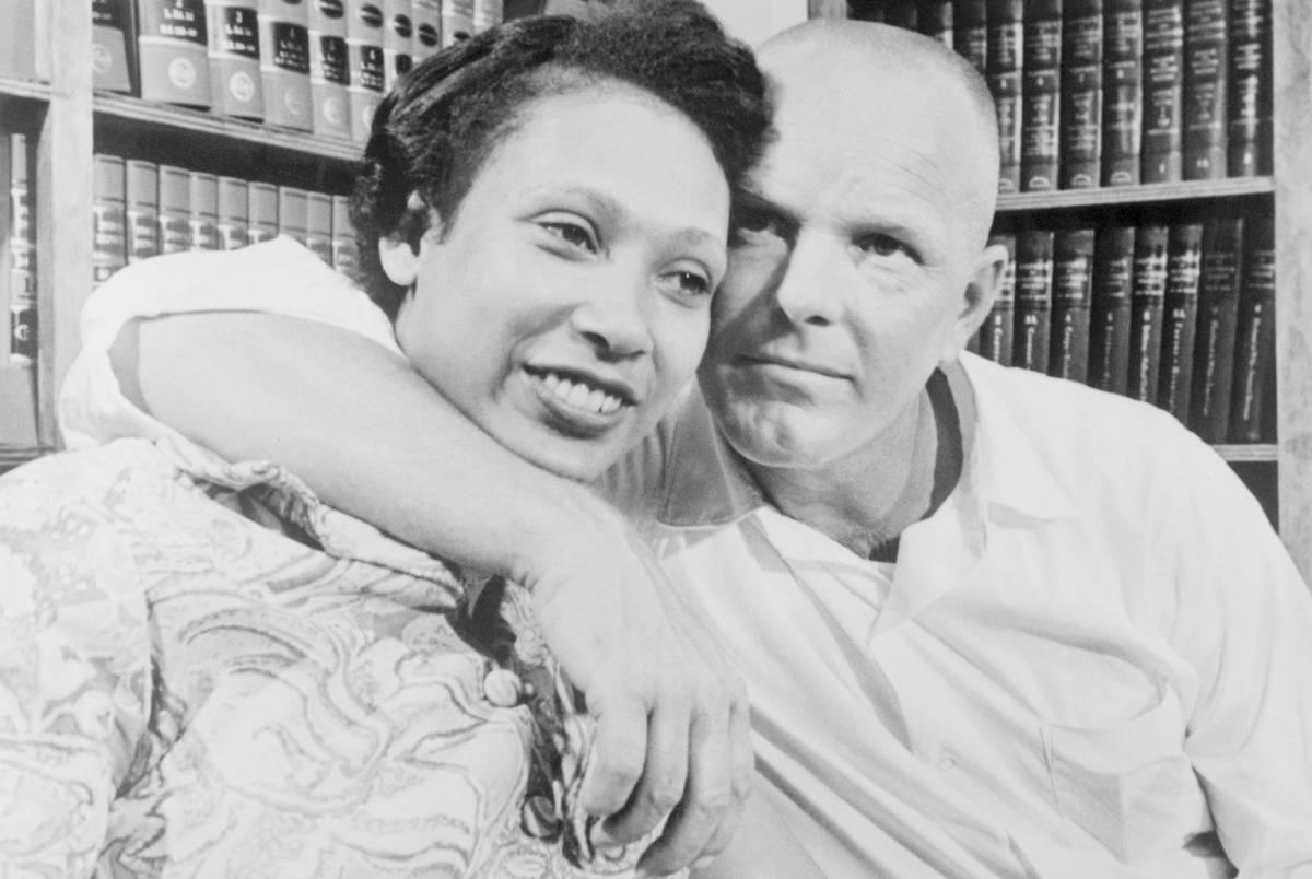 Richard Loving and Mildred Jeter