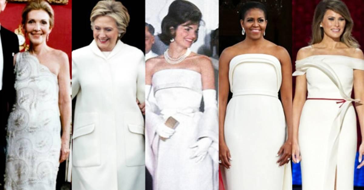 First ladies fashion
