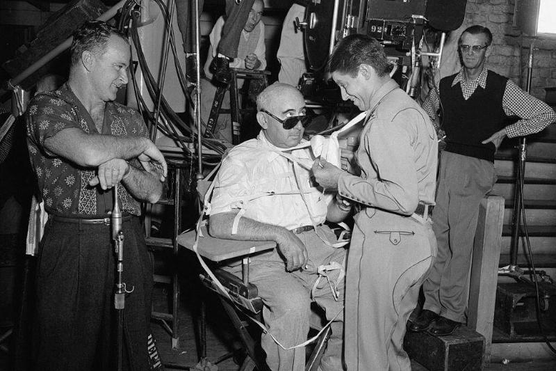 Jerry Lewis Put His Director In A Sticky Situation