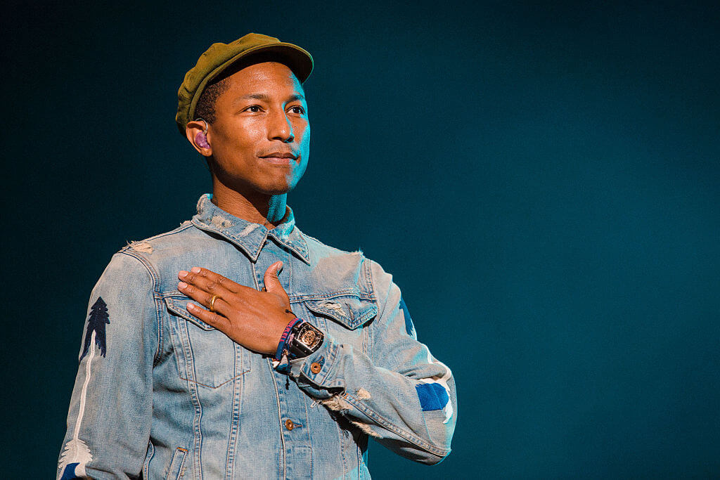Pharrell The Fashion Guru