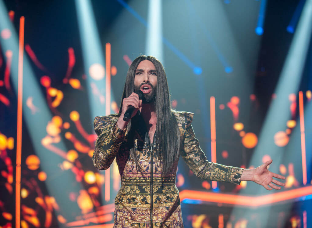 Conchita Wurst Believes Everyone Can Be Successful Regardless Of Who They Are
