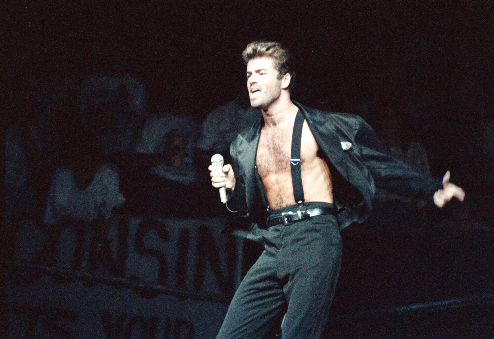 George Michael Used His Fame To Support Others In The Gay Community
