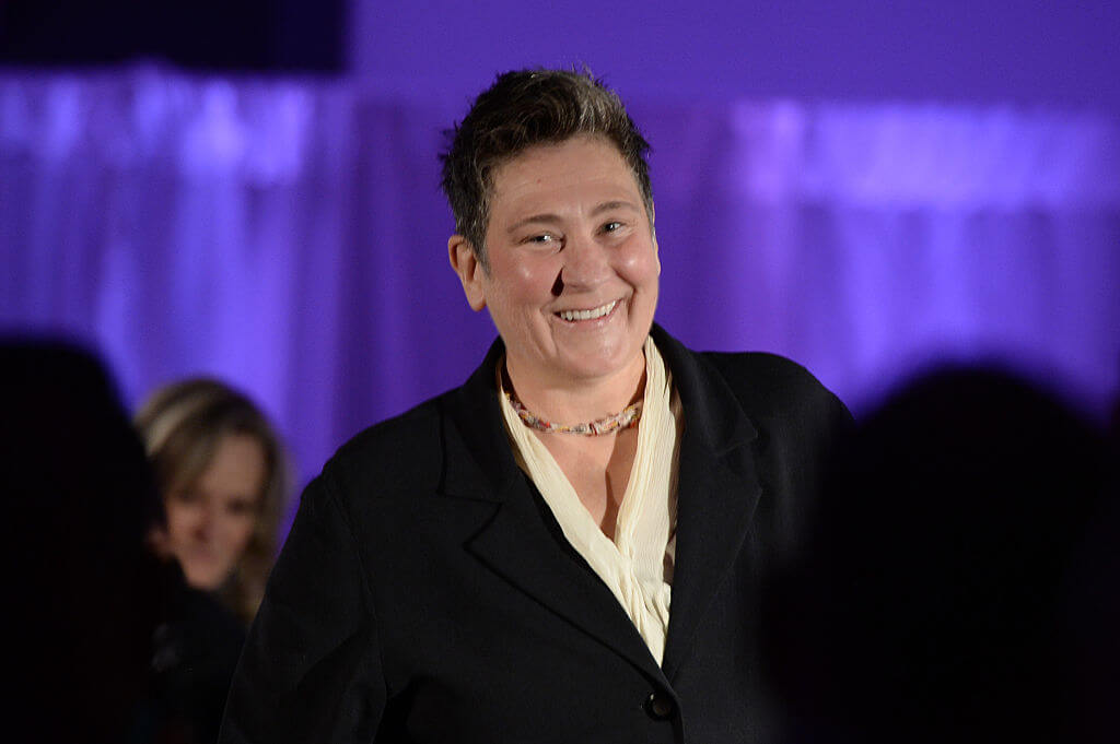 K.D. Lang Broke Barriers When She Came Out In The '90s