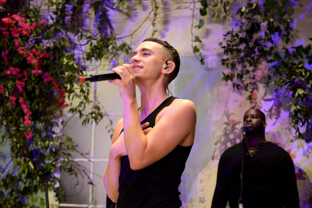 Olly Alexander Is A Role Model For Young Fans