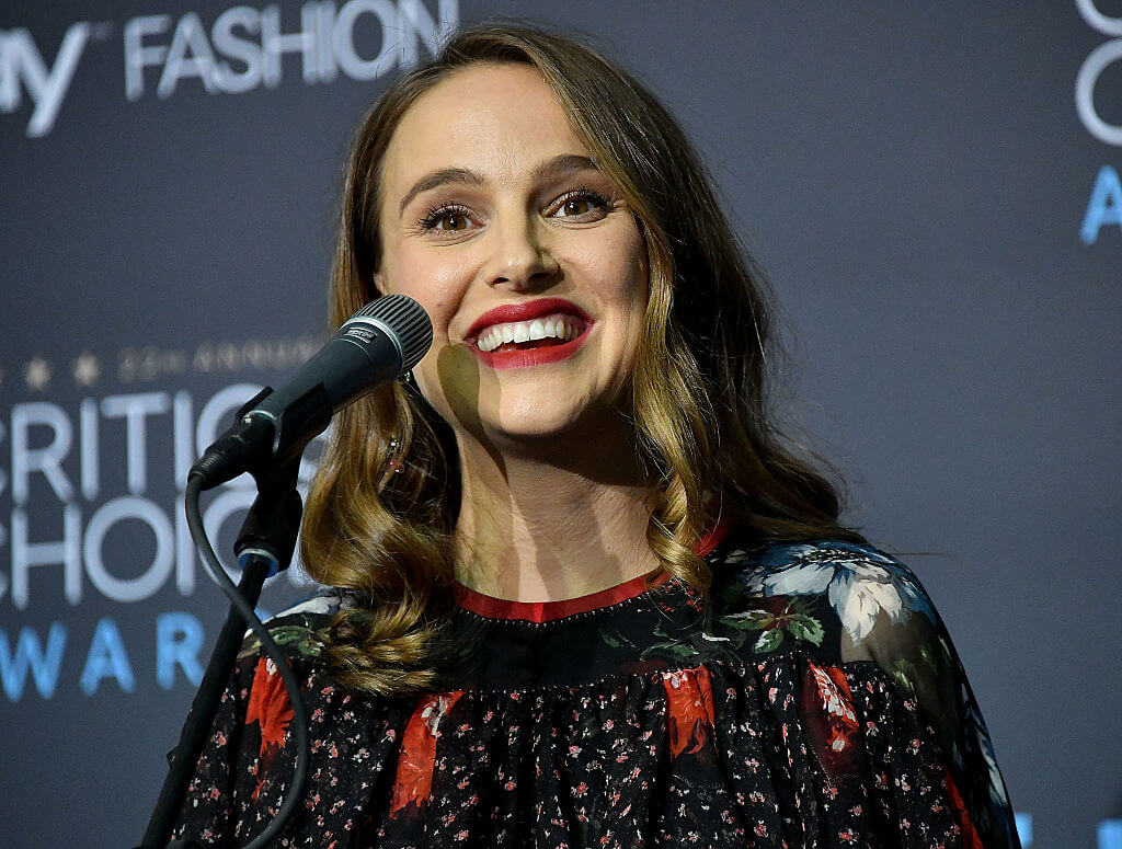 Natalie Portman Can Speak Multiple Languages