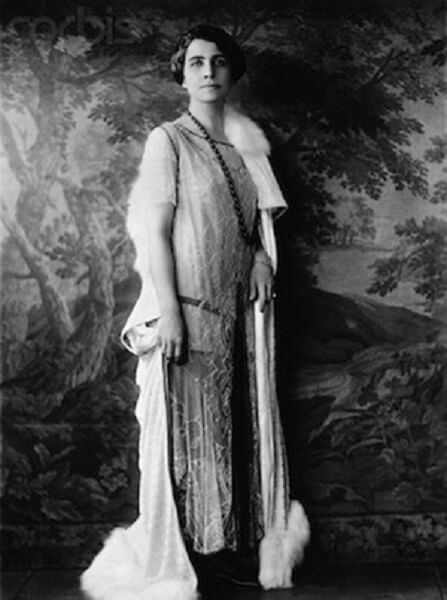 The Flapper Style Of Grace Coolidge