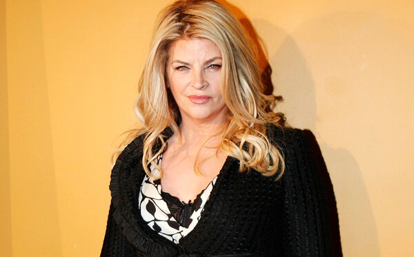 Kirstie Alley's Weight Has Been A Topic For Years