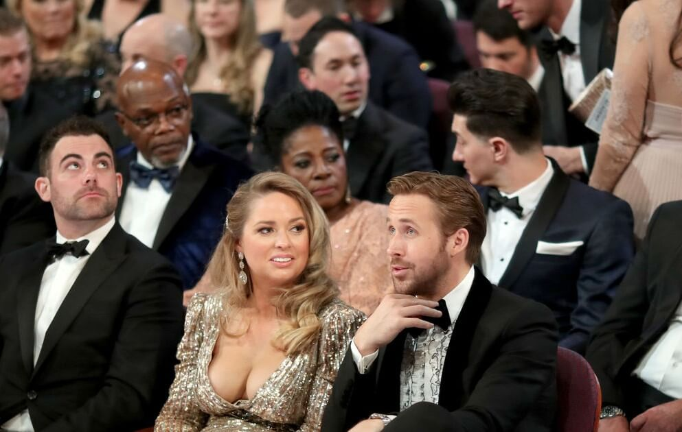 Mandi Gosling Stole The Show At The 2017 Oscars